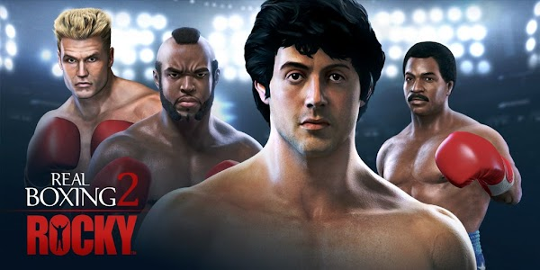 Real Boxing 2 ROCKY 1.9.3 APK + Data (Infinite Money)