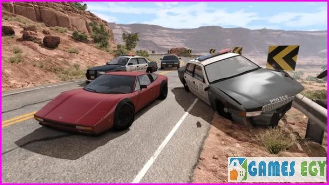تنزيل لعبة BeamNG Drive للكمبيوتر