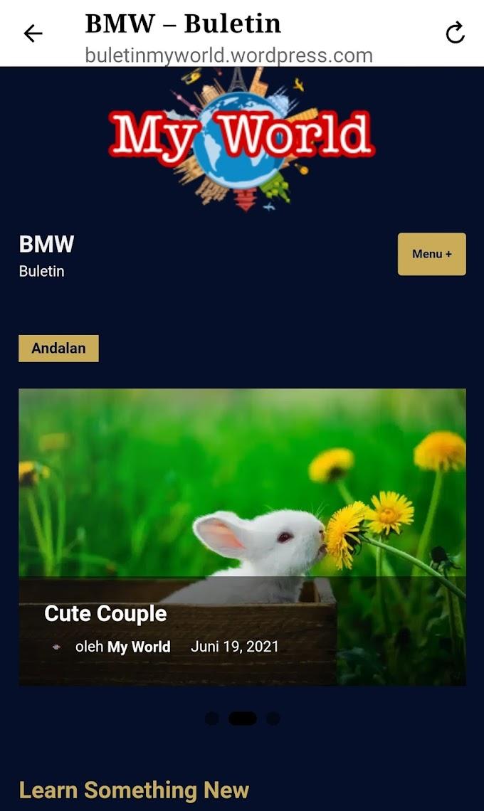 BMW SATURDAY READ