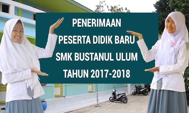 SMK Bustanul Ulum mengajak teman-teman semua untuk bersama-sama belajar dan sukses di SMK Bustanul Ulum, SMK Bustanul Ulum akan selalu memberikan yang terbaik dan terdepan untuk teman-teman semuanya.