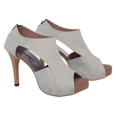 Sepatu High Heel Wanita Catenzo KM 035