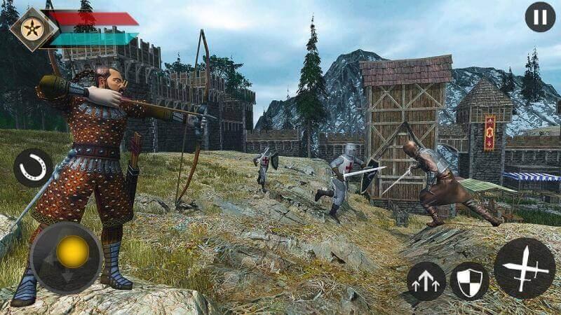 ميزات وخصائص لعبة أرطغرل الجديدة Ertugrul Gazi للأندرويد