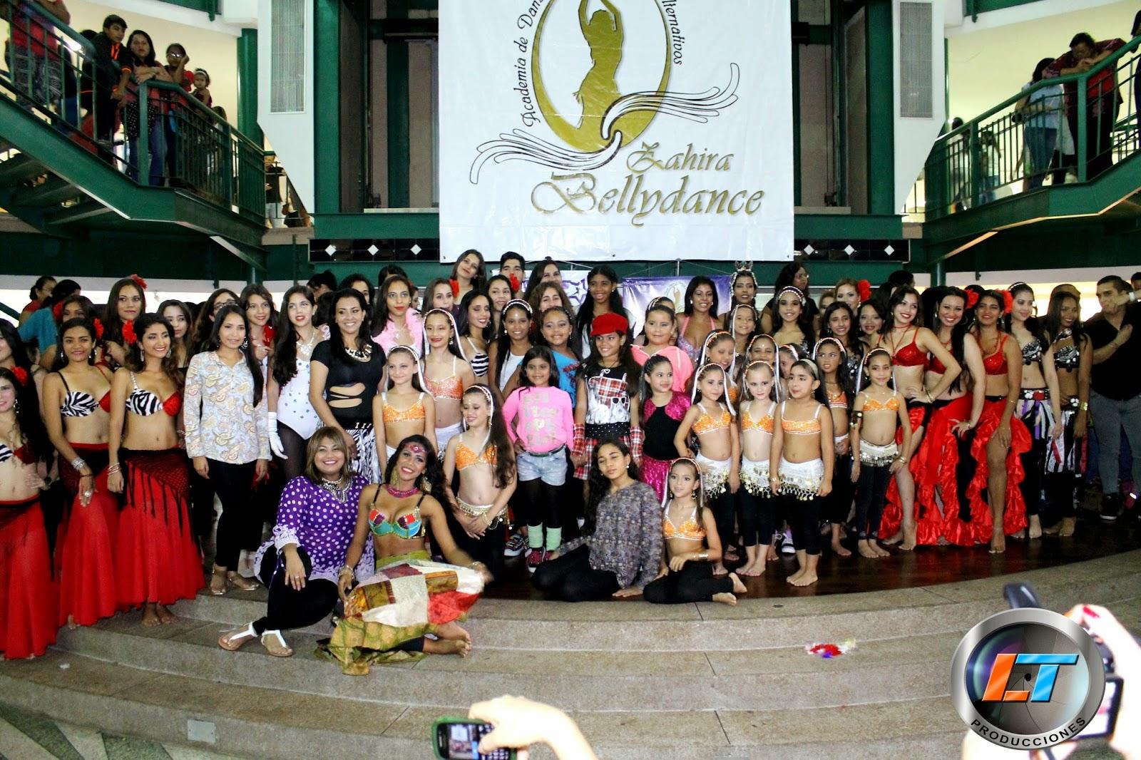 Zahira Bellydance celebró su 5to Aniversario en Barcelona  1486a6bf50b