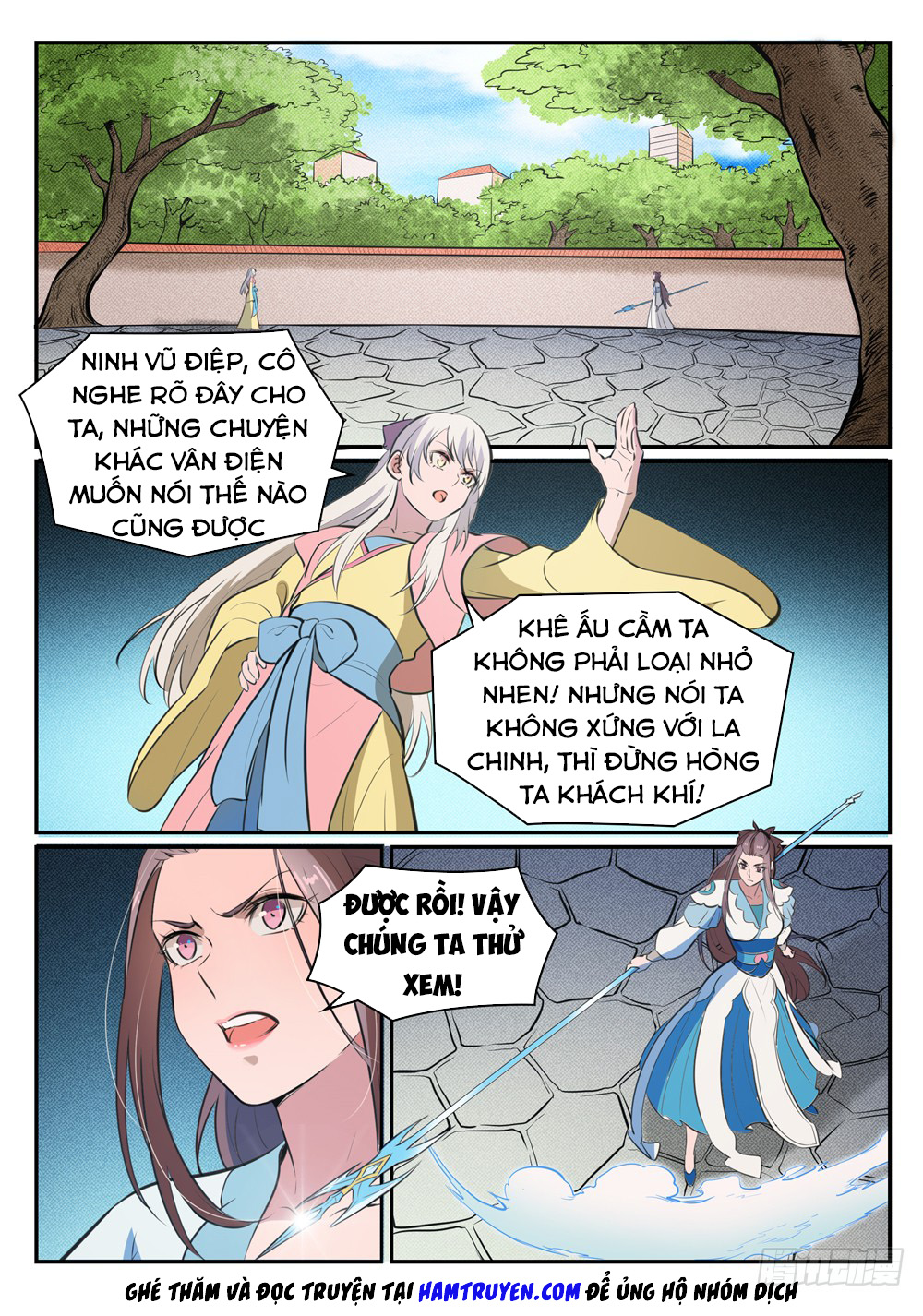 Bách Luyện Thành Thần chap 467 - Trang 8