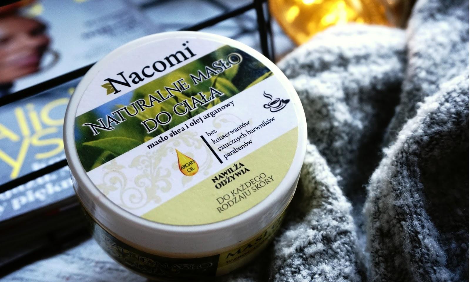najlepsze masło do ciała, wege kosmetyki