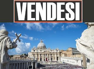 El Vaticano, ¿en venta?