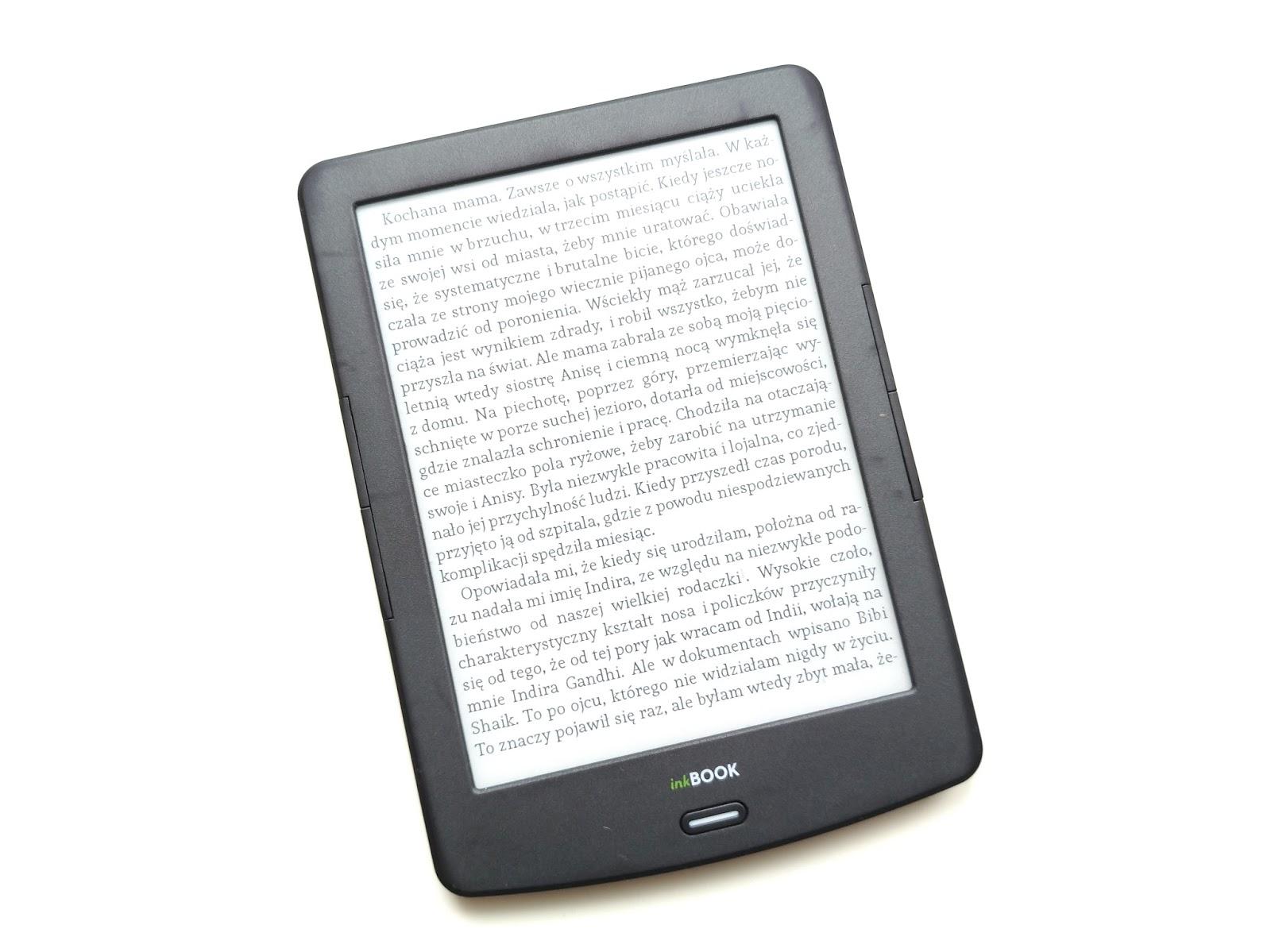 czytnik e-booków inkBOOK Classic 2