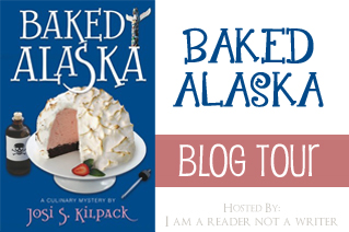 Baked Alaska - Cozy Mystery rolled up in a Crepe