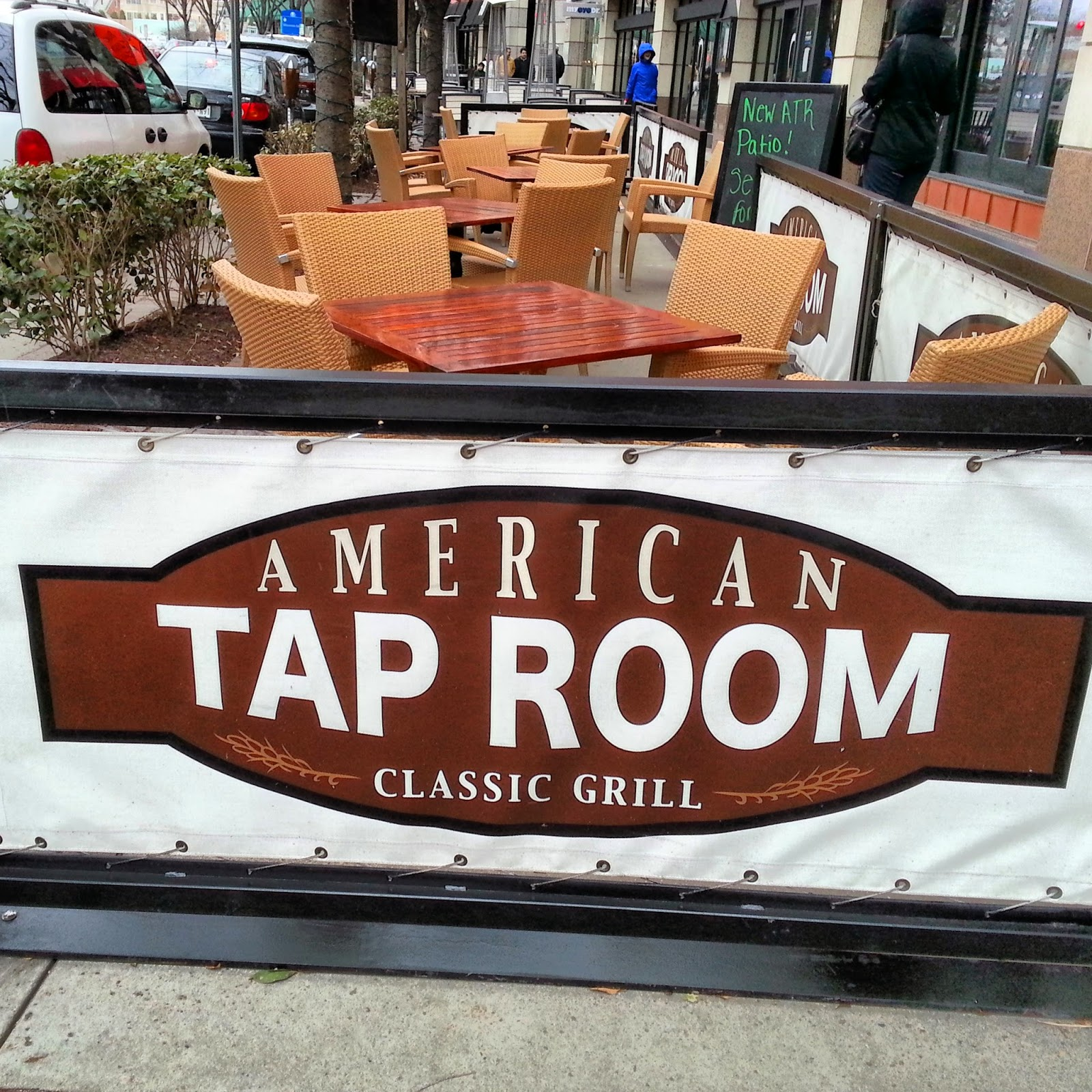 Robert Dyer Bethesda Row New Patio At American Tap Room