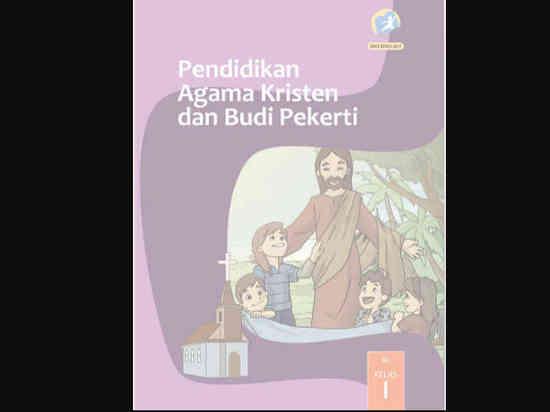 Buku Agama Kristen Kelas 1 K13 Revisi 2017 PDF