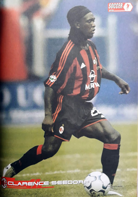 PIN UP CLARENCE SEEDORF