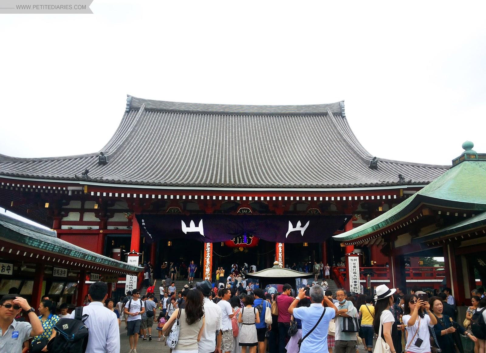 sensoji skytree