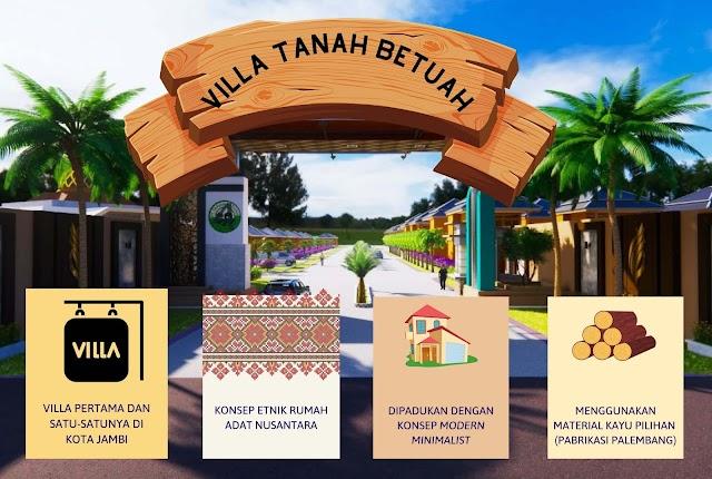 Villa Tanah Betuah Jambi