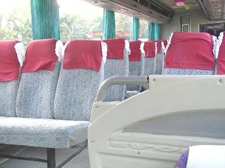 Fasilitas Bus, Fasilitas Bus Citra Perdana Wisata
