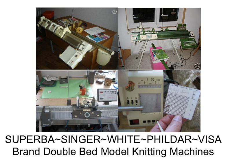 Knitmaster Manual