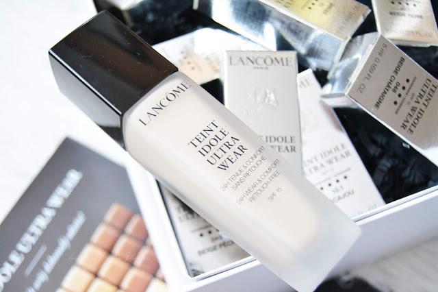 Lancôme Teint Idole Ultra Wear dlouhotrvající makeup