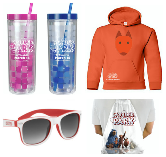 Wonder Park Movie In Theaters March 15th + Movie Swag Giveaway!