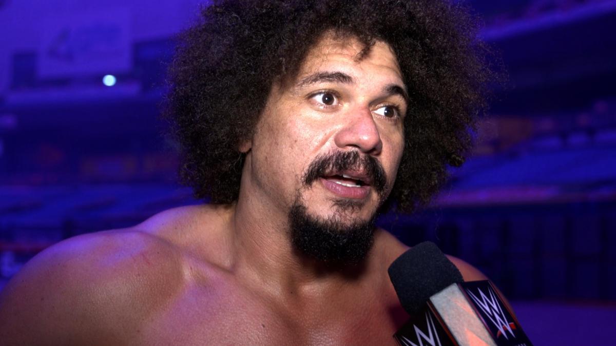 Carlito é elogiado por seu retorno no Royal Rumble