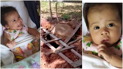 Parents Torn Apart 6-month-old Baby Girl And Threw Body Parts In Well