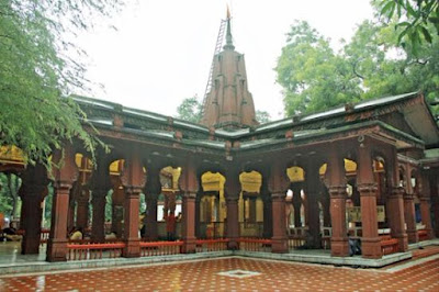 Sarasbaug Ganpati Temple