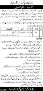 Metropolitan Corporation Sahiwal Jobs 2021 in pakistan