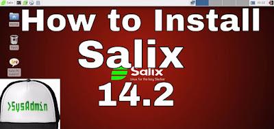 Salix OS 14.2
