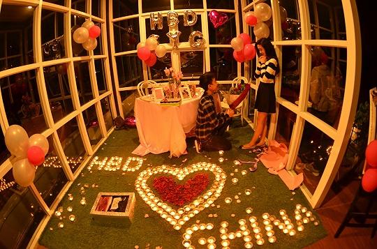 Dekorasi ulang tahun untuk pacar kumpulan dekorasi for Dekor kamar hotel buat ulang tahun