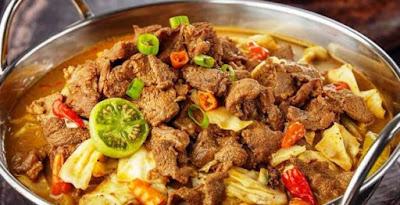 Resep Masakan Indonesia Daging Kambing