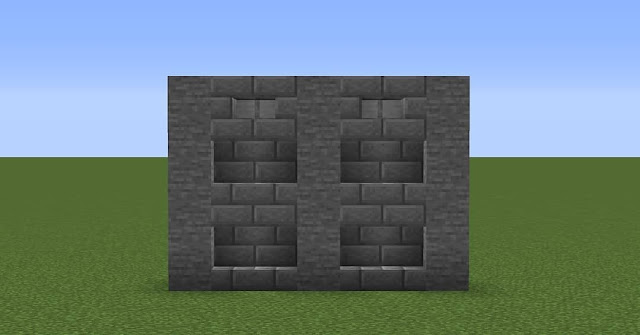 Minecraft Wall Patterns