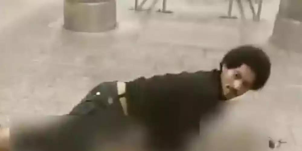 Μελαμψός  προσπάθησε να βιάσει γυναίκα μέσα στο μετρό της Νέας Υόρκης - Βίντεο