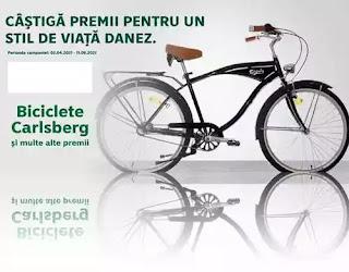 lista câștigători concurs Carlsberg biciclete 2021