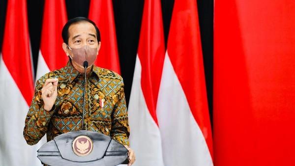 Terungkap Arahan Jokowi Tolak Pengesahan KLB Demokrat Moeldoko