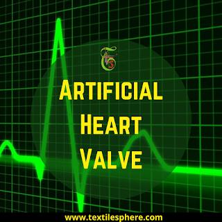 Artifiial heart valve textile sphere