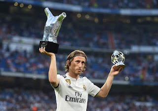 Luka Modric reveals his plans after his playing days at Real Madrid is over