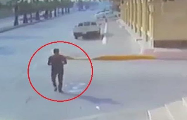 AN EGYPTIAN EXPAT KILLED IN HIT & RUN ACCIDENT IN HUFOOF