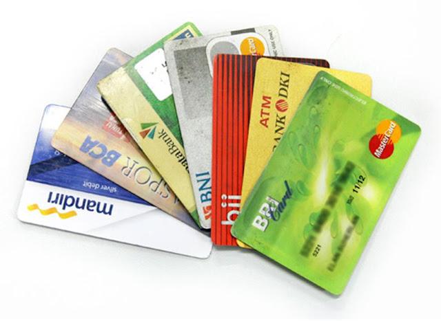 Tips merawat kartu ATM biar gak luntur