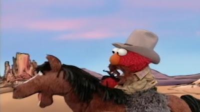 Sesame Street Elmo's World Wild Wild West