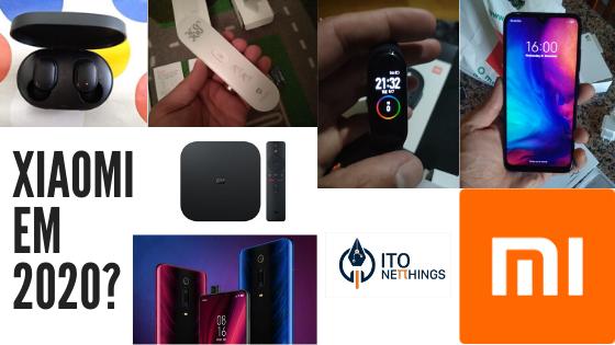 O que esperar da Xiaomi em 2020?