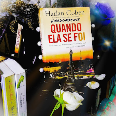 LIVRO: Quando ela se foi - Harlan Coben