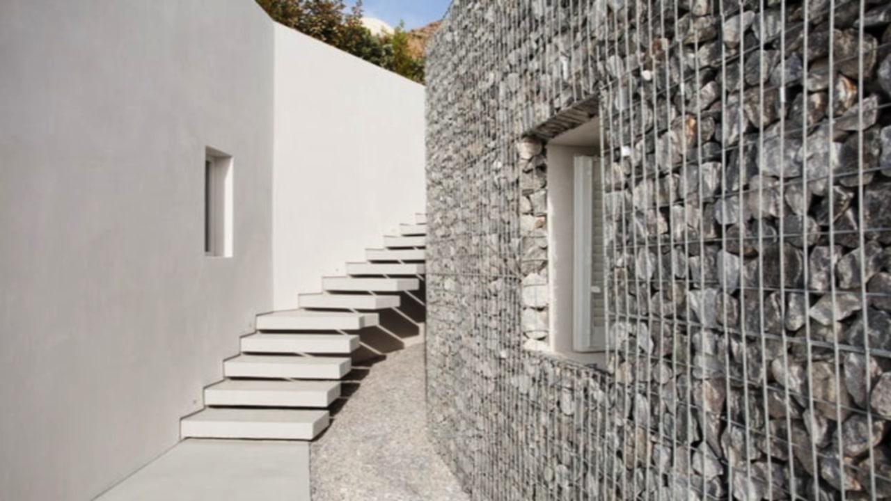 muros gaviones