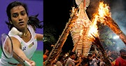 Women empowerment: Badminton icon P V Sindhu in Kerala's centuries-old ritual