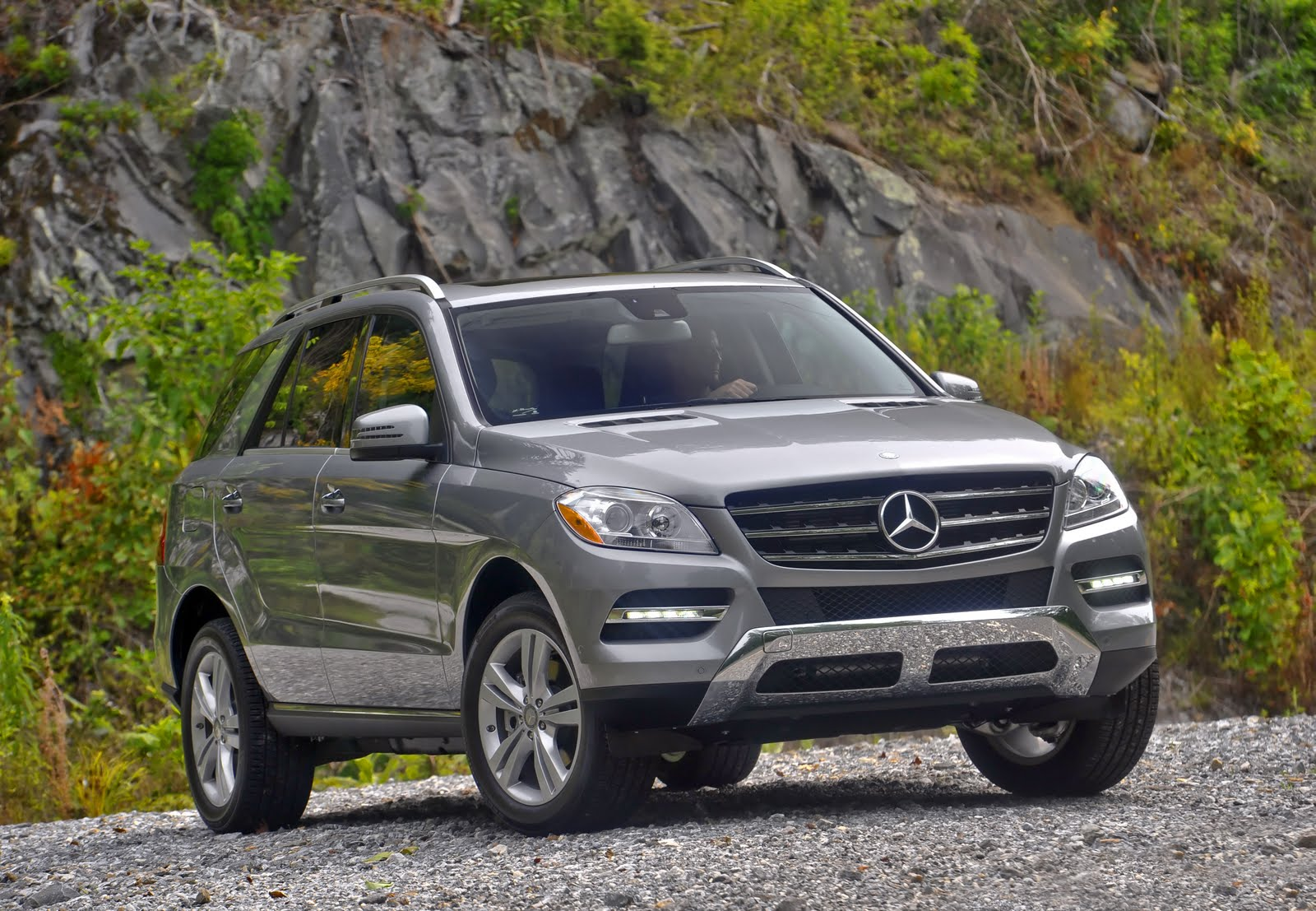 2017 Mercedes M Cl Ml350 Review Abundant Technology For A Safer Ride W Off Road Video