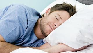 Cara tidur dengan baik tidur nyenyak tips