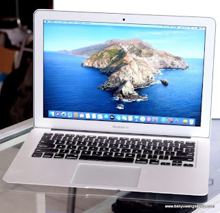Jual MacBook Air 2017 Core i5 ( 13.3-Inch ) Fullset - Banyuwangi