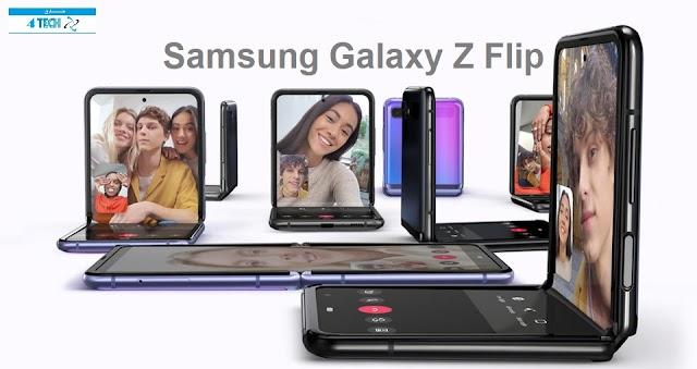 مراجعة شاملة لهاتف سامسونج القابل للطي Samsung Galaxy Z Flip