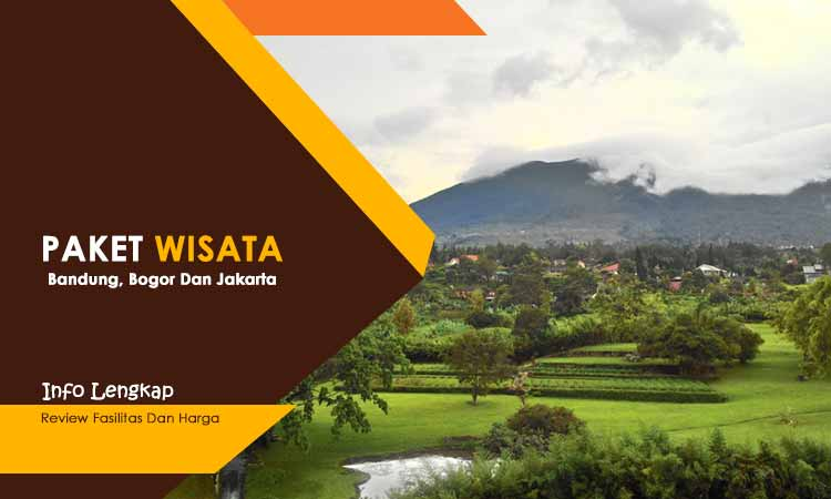 Paket Tour Bogor Kombinasi Bandung Dan Jakarta