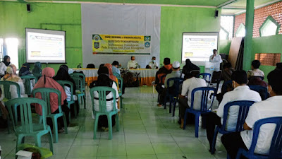 Puluhan Guru SMKN 1 Pringgabaya Ikuti Pelatihan Program Pusat Keunggulan