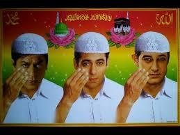 Actors 3 Bollywood Khans