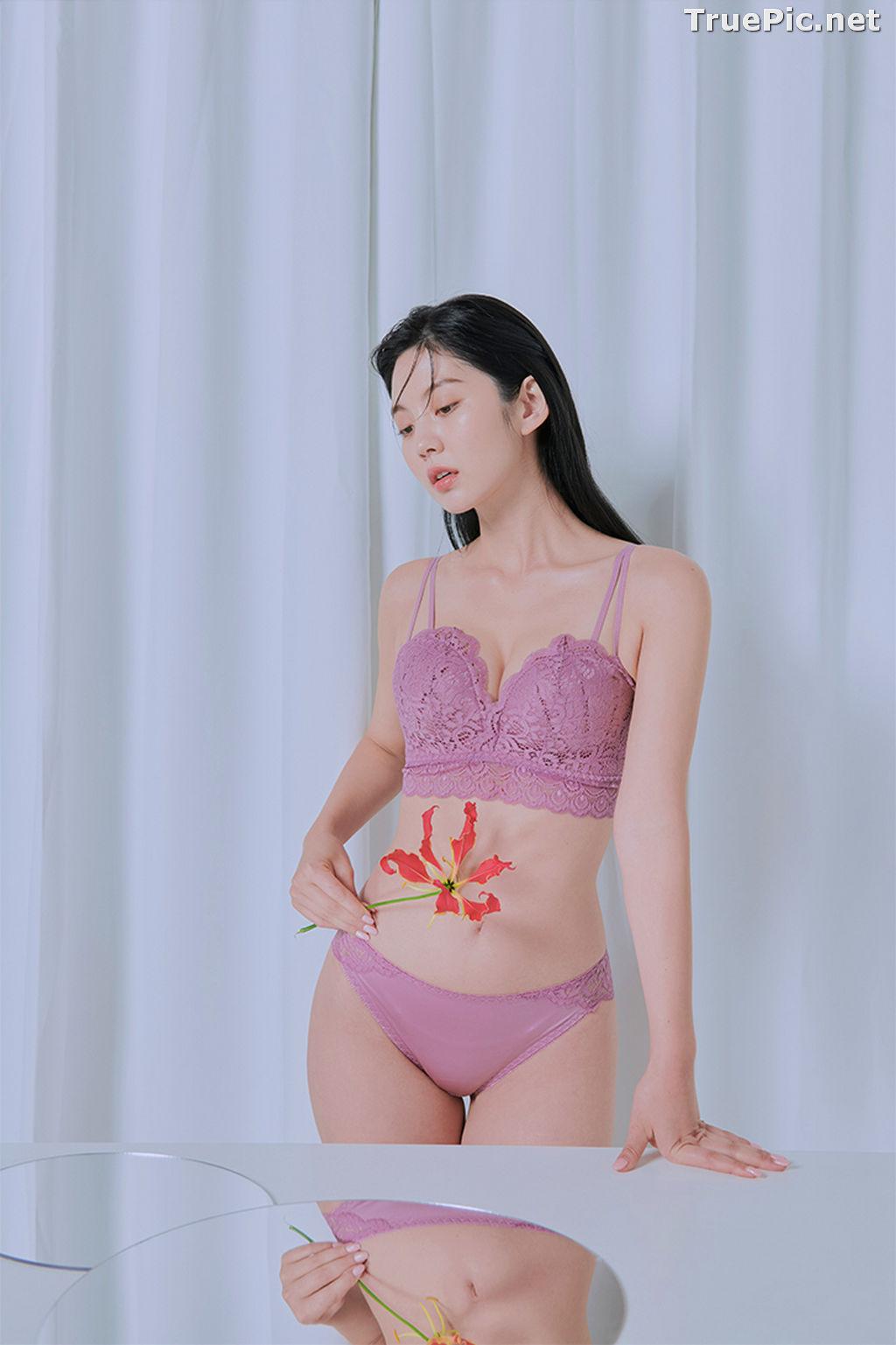 Image Korean Fashion Model – Lee Chae Eun (이채은) – Come On Vincent Lingerie #4 - TruePic.net - Picture-7
