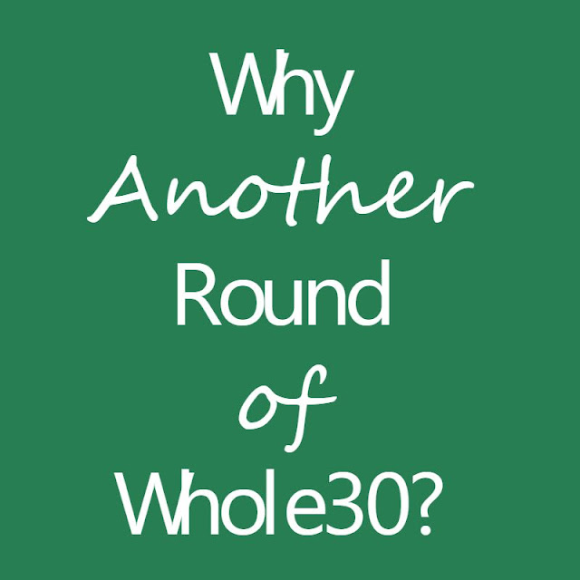 reasons to do a whole30